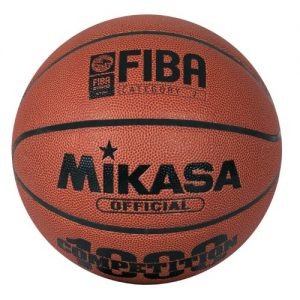 MIKASA-BQ1000-Ballon-de-Basketball-Mixte-Adulte-Orange-Taille-7-0