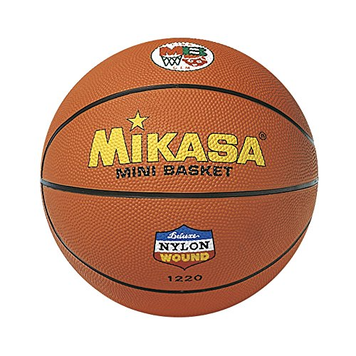 Mikasa-1220-Ballon-de-Basket-Mixte-Adulte-Orange-5-0