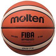 Molten-BGG7X-Ballon-de-Basket-Ball-OrangeMarron-Taille-7-0