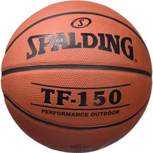 Spalding-TF-150-Balle-Basketball-Balle-Orange-7-0