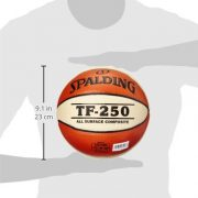 Spalding-TF-250-Women-SZ6-74-584Z-Ballon-de-Basket-Mixte-Adulte-OrangeBlanc-6-0-0