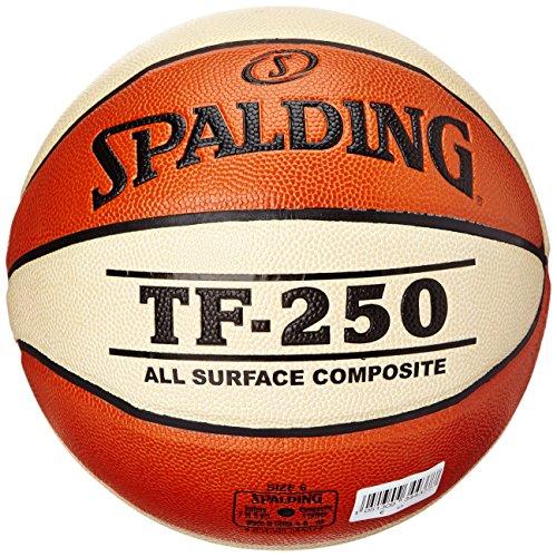 Spalding-TF-250-Women-SZ6-74-584Z-Ballon-de-Basket-Mixte-Adulte-OrangeBlanc-6-0