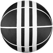 adidas-3S-Rubber-X-Ballon-de-Basket-Adulte-Unisexe-BlackWhite-5-0-0