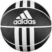 adidas-3S-Rubber-X-Ballon-de-Basket-Adulte-Unisexe-BlackWhite-5-0