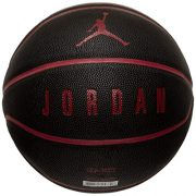Jordan-Ballon-Mixte-Adulte-RougeNoir-7-0-0
