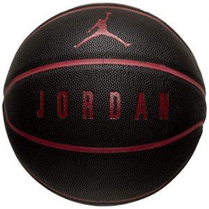 Jordan-Ballon-Mixte-Adulte-RougeNoir-7-0
