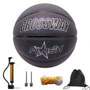 Knowled-Ballon-de-basket-lumineux-rflchissant-en-PU-avec-sac-de-transport-et-pompe-Taille-7-0-1