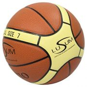 Lusum-Optio-Ballon-de-Basket-Ball-intrieur-extrieur-PU-Cuir-Taille-5-6-et-7-Size-5-0-0