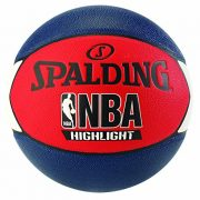 Spalding-NBA-Highlight-Ballon-de-Basket-BleuRougeBlanc-0