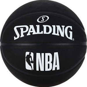 Spalding-NBA-SZ-7-83-969z-Basketball-Ball-Jeunesse-Mixte-Noir-7-0