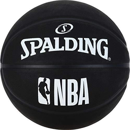 Spalding-NBA-SZ-7-83-969z-Basketball-Ball-Jeunesse-Mixte-Noir-7-0