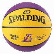 Spalding-NBA-Team-LA-Lakers-Ballon-de-Basket-Mixte-Adulte-Multicolore-7-0-0