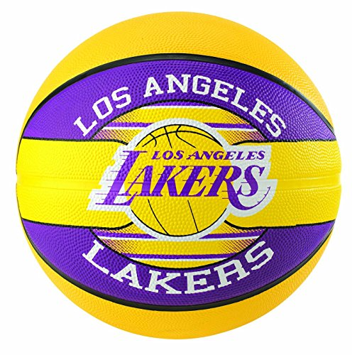 Spalding-NBA-Team-LA-Lakers-Ballon-de-Basket-Mixte-Adulte-Multicolore-7-0