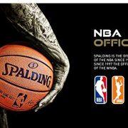 Spalding-NBA-Team-Sa-Spurs-Ballon-de-Basket-Mixte-Adulte-Multicolore-7-0-0