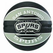 Spalding-NBA-Team-Sa-Spurs-Ballon-de-Basket-Mixte-Adulte-Multicolore-7-0
