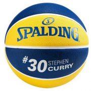 Spalding-Nba-Player-Stephen-Curry-Ballon-de-basket-Multicolore-0-0