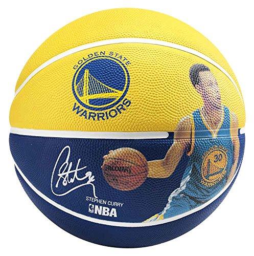 Spalding-Nba-Player-Stephen-Curry-Ballon-de-basket-Multicolore-0