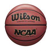 Wilson-Ballon-de-Basketball-NCAA-Replica-Comp-Orange-Taille-7-Similicuir-intrieur-et-extrieur-WTB0730-0