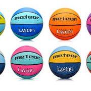 meteor-Ballon-de-Basket-Basketball-Extrieur-et-Intrieur-Surface-Rugueuse-Asphalte-Granuleuse-Mixte-Couleur-Enfant-Jeunesse-Doux-et-Bouncy-Taille-4-Idal-pour-FormationDoux-Basket-Ball-0-0