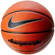 Nike-Dominate-8P-Basket-Ball-Mixte-Adulte-847-AmberBlackMetallic-Plati-Taille-7-0