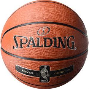SPALDING-NBA-SILVER-OUTDOOR-SZ7-83-494Z-Ballons-de-basket-NBA-Touch-et-Contrle-amliors-Matire-Durable-orange-0