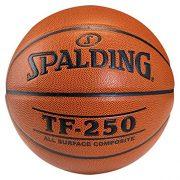 SPALDING-TF250-INOUT-SZ6-74-532Z-Ballons-de-basket-NBA-Touch-et-Contrle-amliors-Matire-Durable-orange-0