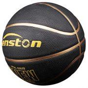 Senston-Ballon-de-Basket-Taille-7-avec-Pompe-Enfants-Jeu-de-Basket-Ball-Jeunesse-Basketball-de-Rue-IntrieurExtrieur-0-0